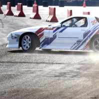 Theoretical and practical classes at the drift school