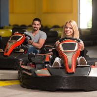Karts for two