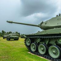 Tank ride
