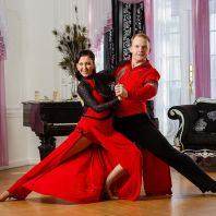 Dancing classes for two