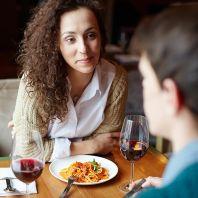 Večera u talijanskom restoranu za dvoje