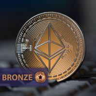 "Your ""Bronze"" Ethereum package – an educational package with gift"