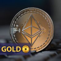 "Your ""Gold"" Ethereum package – an educational package with gift"
